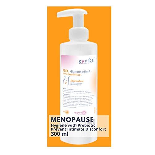 GYNEBAL Gel Higiene Intima Con Prebioticos y PH 8 especí