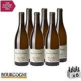 Viré-Clessé Vieilles Vignes Blanc 2017 - Domaine Gondard Perrin - Vin AOC Blanc de Bourgogne - Cépage Chardonnay - Lot de 6x75cl - 16 Bourgogne Aujourd'hui