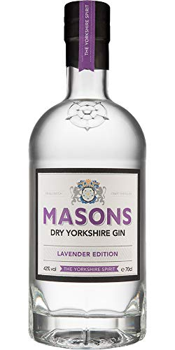 Masons Dry Yorkshire Gin, 70 cl