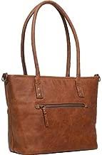 ONA The Capri II Camera & Laptop Tote Bag, Leather, Antique Cognac Brown