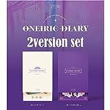 [ 2バージョンセット ]IZ*ONE - 3RD MINI ALBUM [ ONEIRIC DIARY ] -2Album + 2丸めてポスター