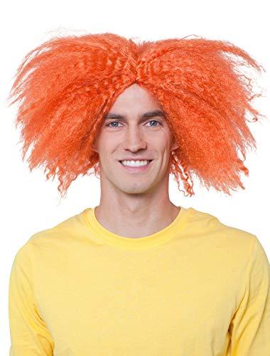 Deiters Perücke Kevin orange