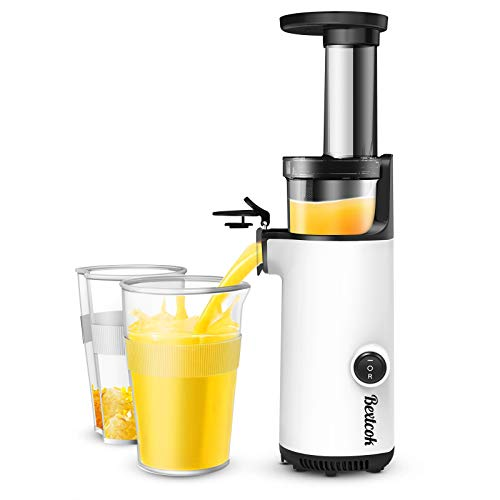 Bextcok Extracteur de Jus Vertical de Fruits et...