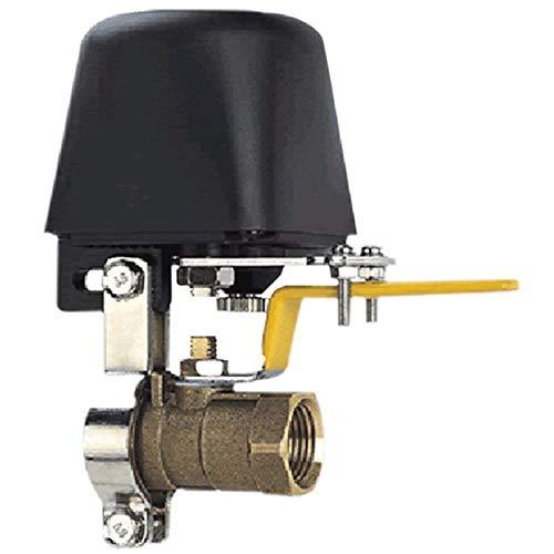 REFURBISHHOUSE Dc8V-Dc16V Automatische Manipulator Absperr Ventil für Alarm Absperr Gas Wasser Leitung Sicherheits Vorrichtung für Küche und Bad