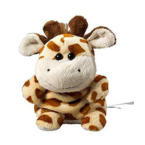 Schmoozies® XXL Giraffe Stofftier Schmusetier Kuscheltier Plüschtier Teddy Bildschirmreiniger