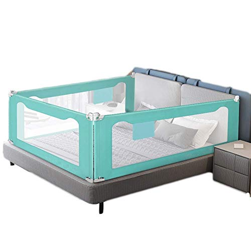 Purchase MUMA-Bed Rails Toddler Anti-Collision Bed Guardrail,Baby Bed Guard to Queen & King Size B...