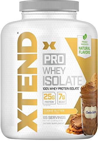Scivation XTEND Pro, Cookie Butter, 2.27 kg