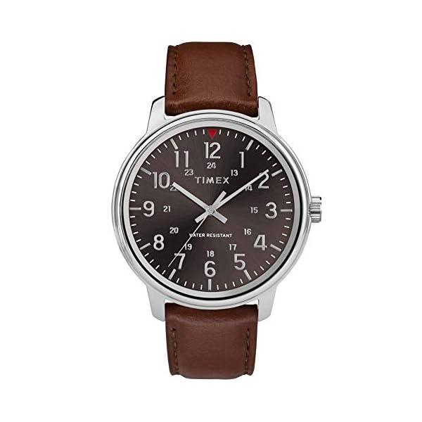 Timex Herren Analog Quarz Uhr 1