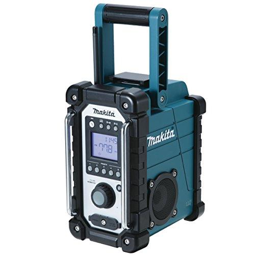 Makita Akku-Baustellenradio 7,2-18 V, DMR102