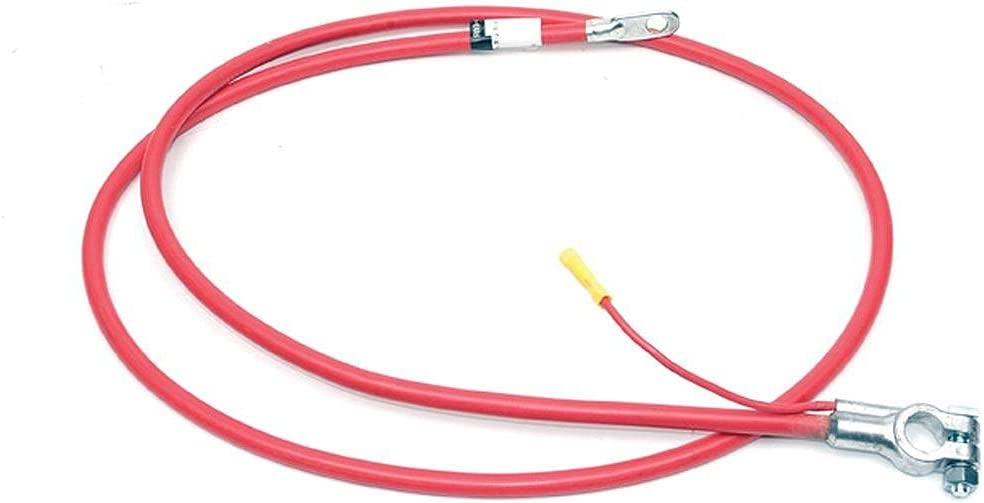 Eckler's Camaro Battery Cable Positive Small Charlotte At the price of surprise Mall Block 1967- 53