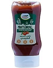 كاتشب الطماطم الطبيعية من قودي 330 غم