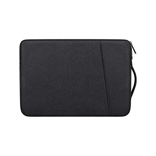 QiuKui Tab Cover For iPad, Universal Tablet Case Protective Pouch Shockproof Sleeve Bag Cover for Samsung Galaxy Tab MediaPad 13 14 15 inch (Color : Black, Size : 13.3 inch)