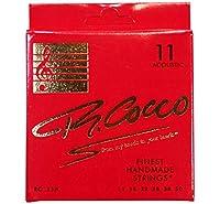R.Cocco RC-11A (11-50) リチャードコッコ アコースティックギター弦 【国内正規品】