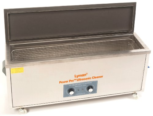Lyman Products Turbo Sonic Power Professional Ultrasonic Cleaner