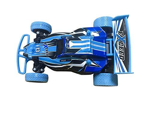 Remote Control Car SPESXFUN 2.4 GHZ High Speed RC Racing Car 1:20 Electric Extreme Sport Hobby Car(Blue)