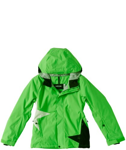Zimtstern Girls Snowboardjacke Starly Jacket lime