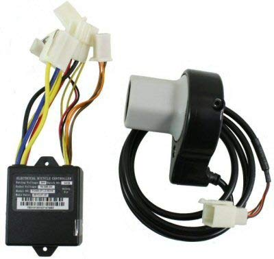 Razor E100 Twist Throttle & Controller Electrical...