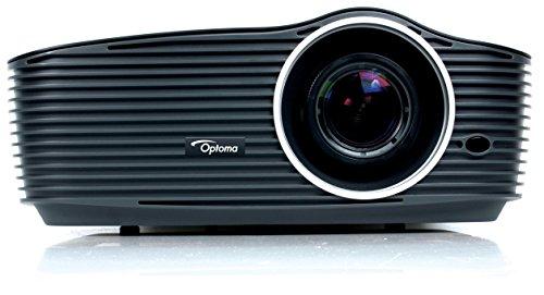 Optoma HD36 DLP Projektor (VGA, Kontrast 30000:1, 1920 x 1080 Pixel, 3000 ANSI Lumen, HDMI, VGA) schwarz