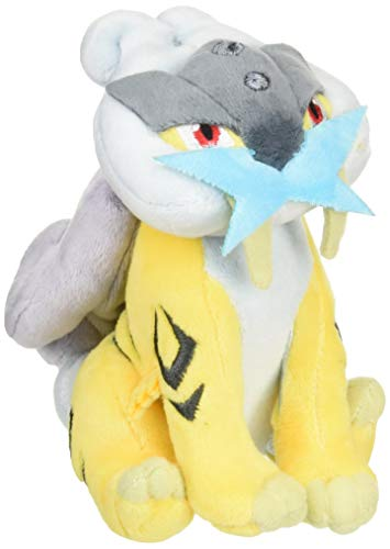 Pokemon Center Original Plush Doll fit Raikou