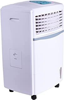 Remote controlled 10 Liter Evaporative Cooler with Touch panel, 3-speed fan, 3-position wind adjustment