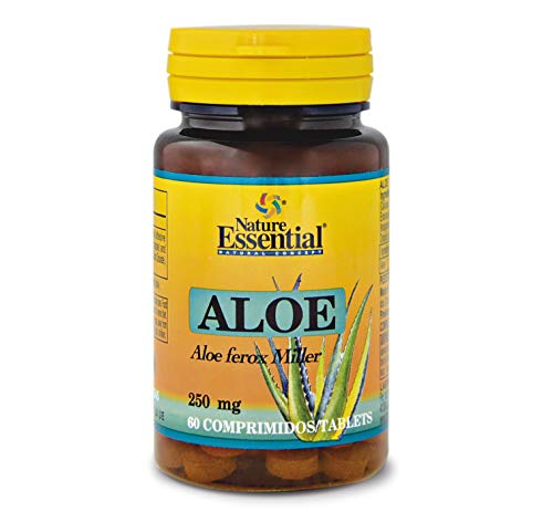 Nature essential, Aloe Vera 60 compr 250 mg
