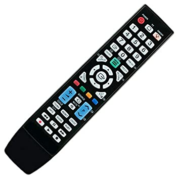 Replaced Remote Control Compatible for Samsung LN40B750 UN46B6000 LE40B750U1W PS50B850Y1P UE32B7000WP UN40B7000WF UE32B7020WW PS58B850Y1W UE55B7090WW LCD HD TV