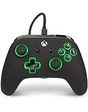 パワーエー XBOX ONE / PC対象 コントローラー スペクトラ限定版 / PowerA Spectra Enhanced Illuminated Wired Controller for Xbox One / PC