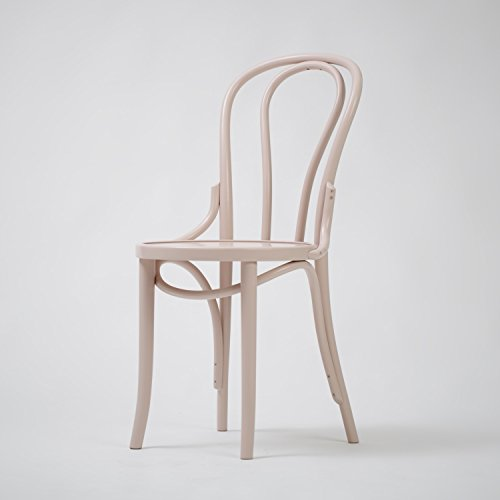House of Chairs, Bentwood Esszimmerstuhl, Dusty Rose