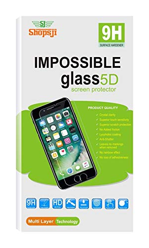 SHOPSJI Impossible Screen Guard, 5D Impossible Glass for Gionee Elife S5.5