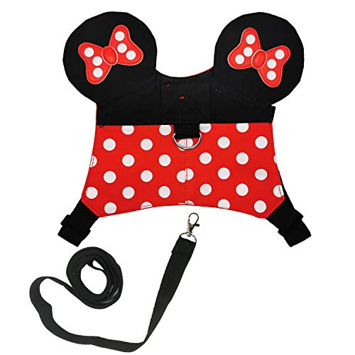 Toddler Backpack Leash for Child & Kids | Baby Girl Walking Safety Leash