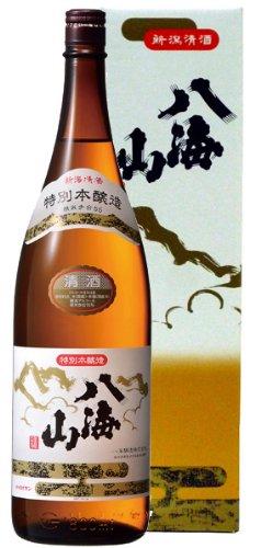 八海醸造『特別本醸造八海山』