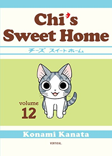 Chi's Sweet Home, Volume 12
