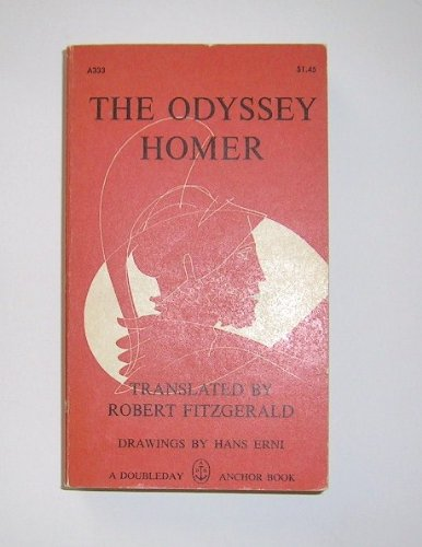 The Odyssey (Translated By Robert Fitzgerald)