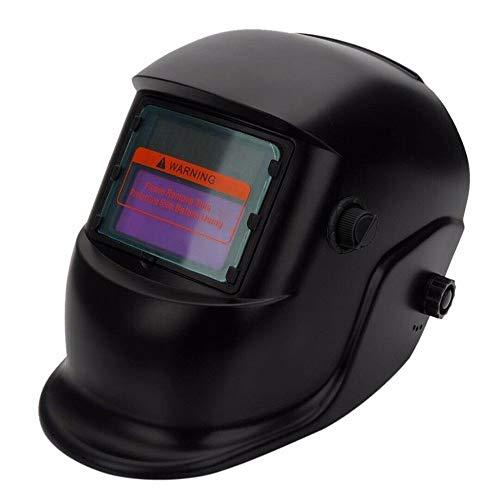 ZHQHYQHHX Schweißhelm Solar-Automatik-Schweißhelm Schweißermaske Schweißer-Kappe for Schweißmaske (Color : Rosa, Size : Kostenlos)