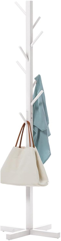 Coat Stand,Housewares Standing Coat and Hat Rack Wooden Creative Storage Shelves Hanger (color   D)