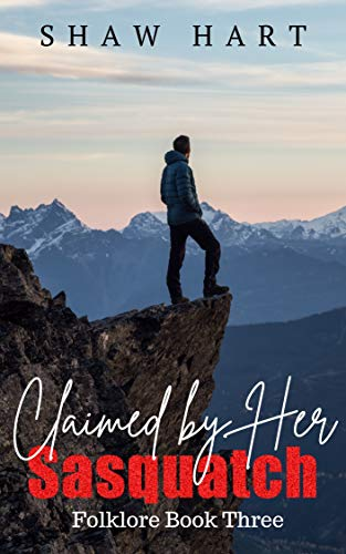 Claimed By Her Sasquatch by Shaw Hart ebook deal