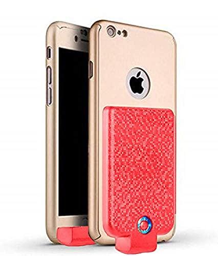 House Of Sensation WUW 3600mAh PocketPowerbank Complaitable for Apple iPhone 5/5S/5C/6/6S/6 Plus/6S Plus/7/7+/8/8 Plus Black