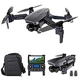Goolsky SG907 PRO GPS RC Drone con Fotocamera 4K Gimbal a 2 Assi 5G WiFi FPV Posizionamento del...
