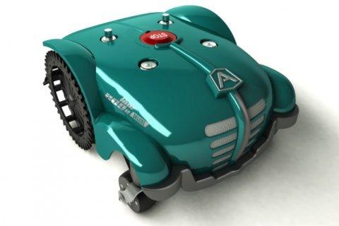 Ambrogio Tondeuse robot L200 Deluxe Zucchetti