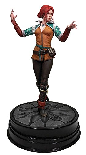 The Witcher - Triss Merigold - Figur - Offizielles Merchandise