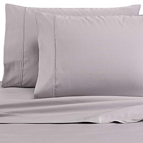 Wamsutta Dream Zone 1000-Thread-Count PimaCott King Sheet Set in Grey