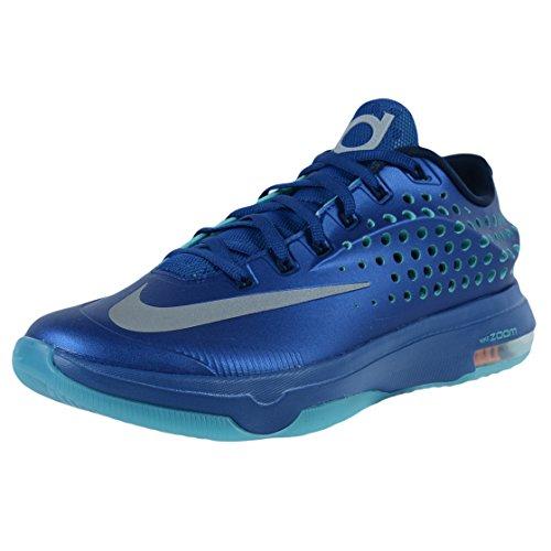 Nike KD VII Elite [724349-404] Basketball Elevate Kevin Durant Gym Blue/Silver