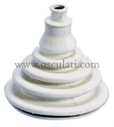 OSCULATI douchekop PASSACAVI rubber wit Artikelnummer: 03.412.02