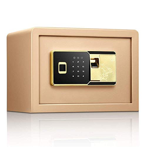 3C Certified Veilig, Biometric Fingerprint Beveiliging Kluis, Gun Brandkasten Pistols, Lock Box Kasten