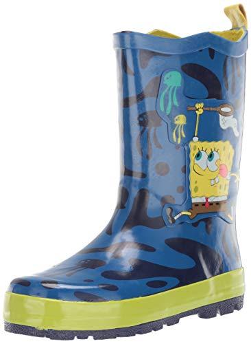 Best-Rated Spongebob Rain Boots for Kids • Top Picks