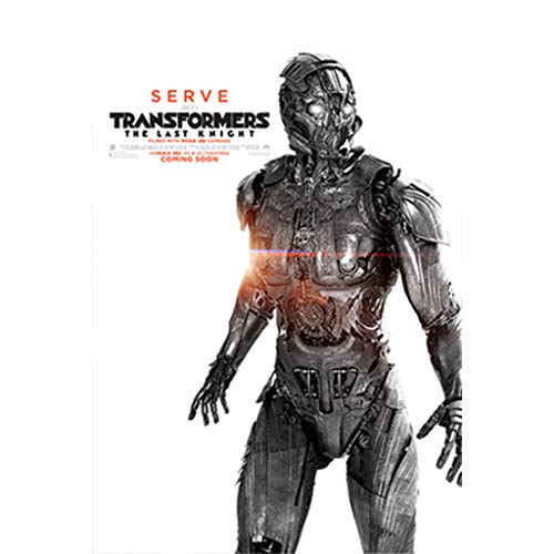 puzzles Transformers 5 The Last Knight Optimus Prime Movie Megatron Bumblebee Madera De 1000 Piezas(Color:si)