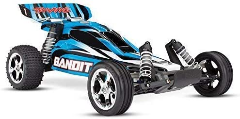Traxxas Bandit: 1 10 Price reduction Scale Off-Road security TQ Radio S 2.4GHz with Buggy