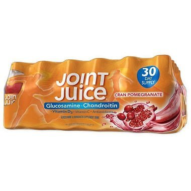 Joint Juice Supplement - Glucosamine and Chondroitin - 60 pk. - 8 oz. bottles by Joint Juice