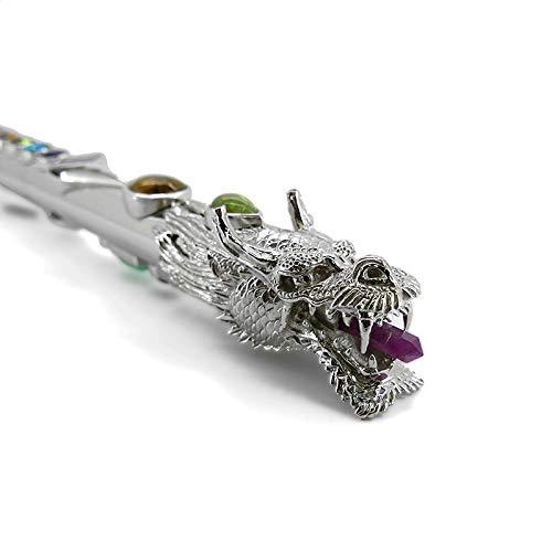 Mineral Import Varita Dragon Gotland - Plata de Ley 925