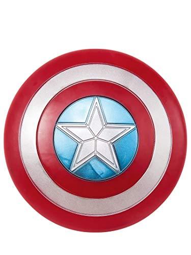 Marvel 's Captain America: Guerra Civil - Escudo infantil Capitão América de 30 cm, Multicor, One Size
